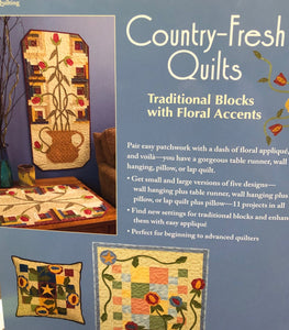 Country-Fresh Quilts