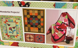 Big Block Quick Quilts