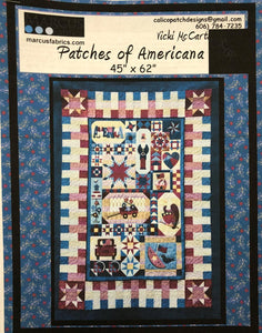 Patches of Americana