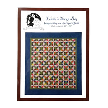 Load image into Gallery viewer, Lizzie's Scrap Bag W/ Rulers