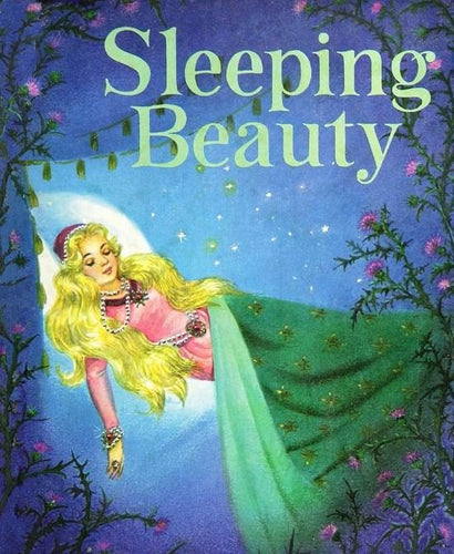 Sleeping Beauty Panel