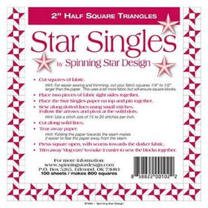 "Star Singles 2"" Finished"