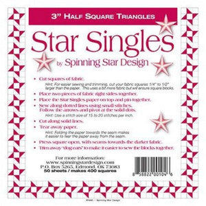 "Star Singles 3"" Finished"