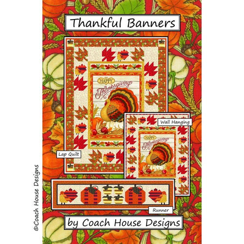 Thankful Banners Wall Hanging