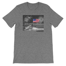 Load image into Gallery viewer, T-Stew 4th of July Short-Sleeve Unisex T-Shirt