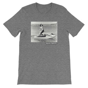 Vintage Model Short-Sleeve Unisex T-Shirt