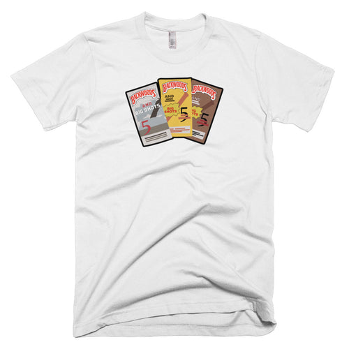 Backwoods and Big Shots T-Shirt