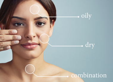 Skincare guide:  Skin types and their routines