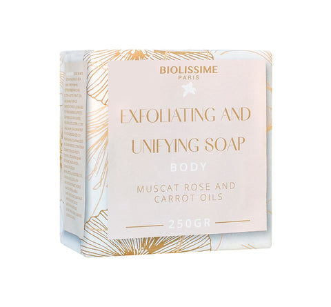 Exfoliating & Unifying Body Soap - 250g