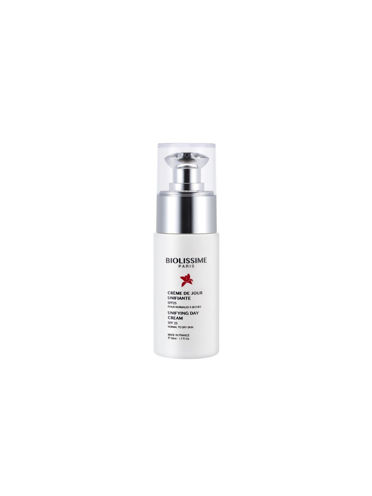 Unifying Day Cream SPF 25 - 50ml Day Cream Biolissime