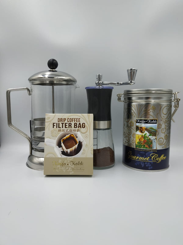 Bundle Coffee Kit Set