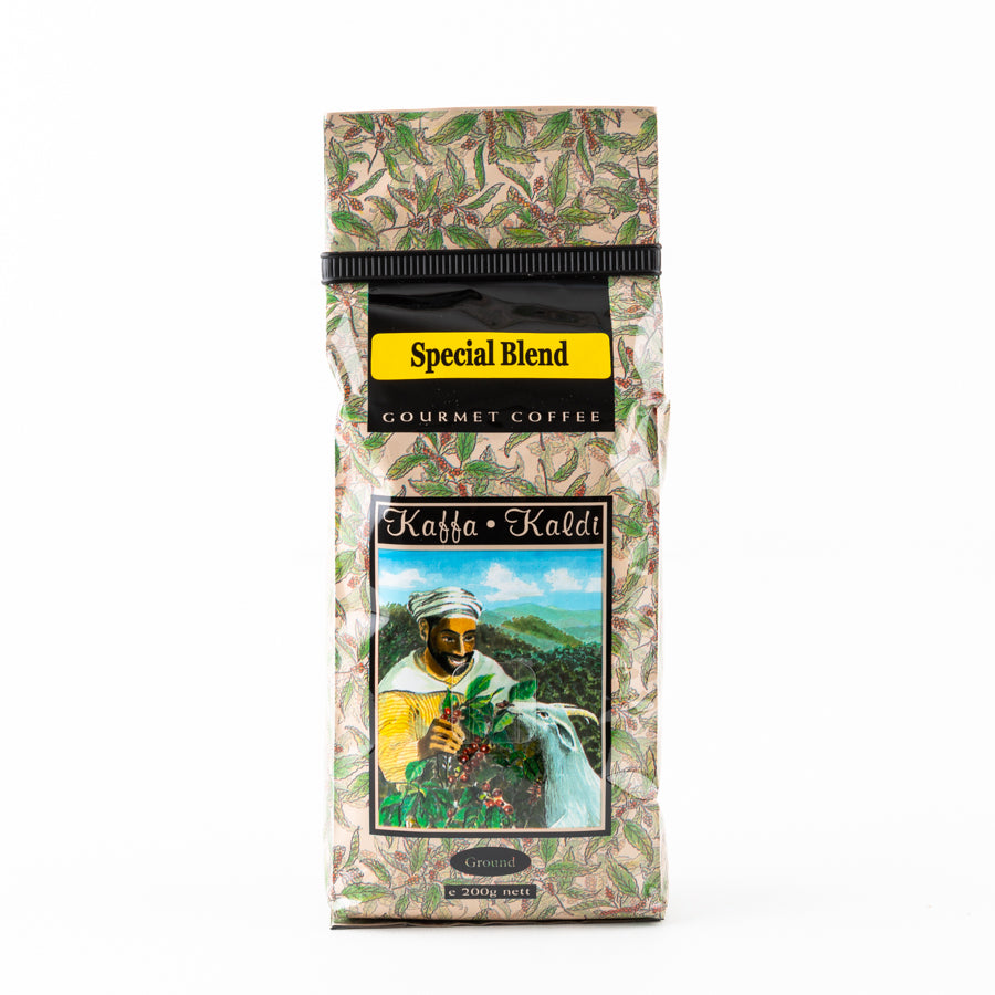 SPECIAL BLEND GROUND