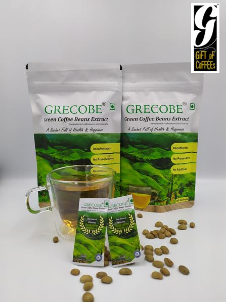GOC Green Coffee Bundle 2
