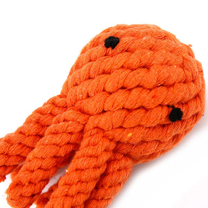 Octoypus Pet Cotton Chewing Toy