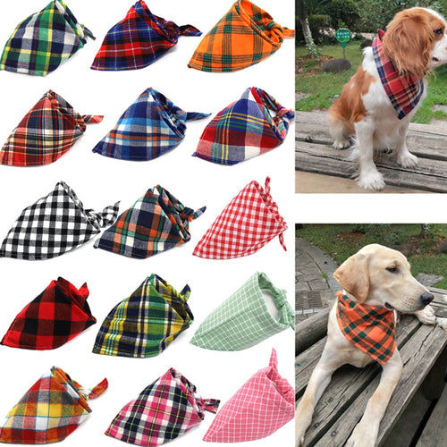 Stylish Pet Adjustable Bandana