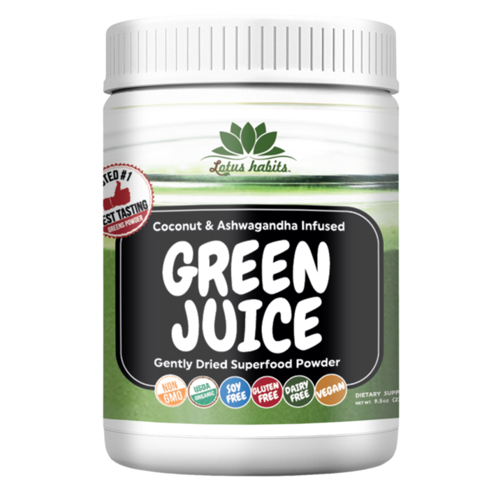 TEST Green Juice