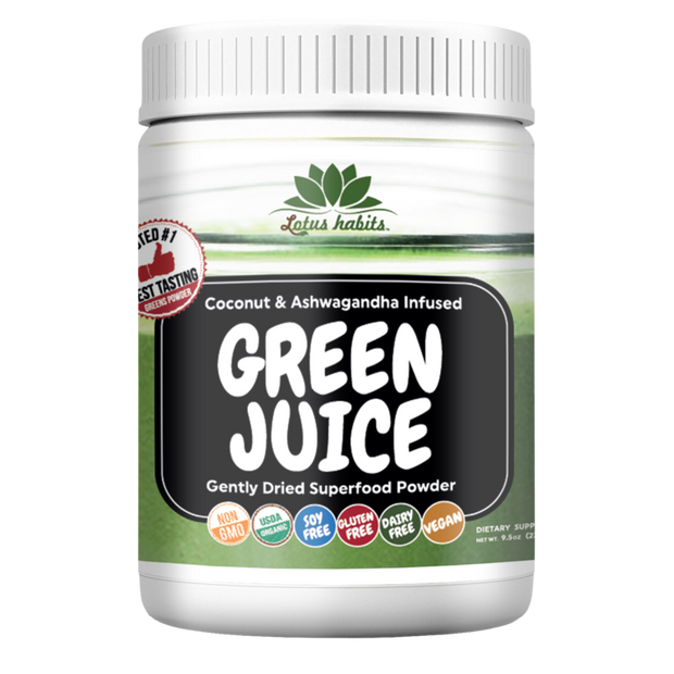 LOTUS HABITS GREEN JUICE