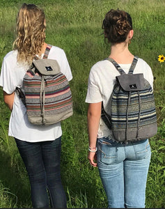 Drawstring Backpack - Sundara (Beautiful)