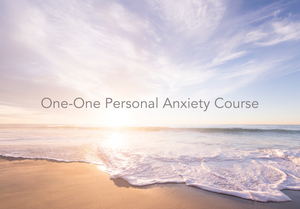 Personal One-on-One Overcome Anxiety Course