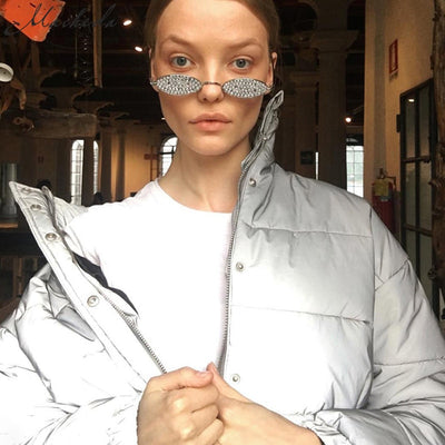 Spring Women's Reflective Jacket