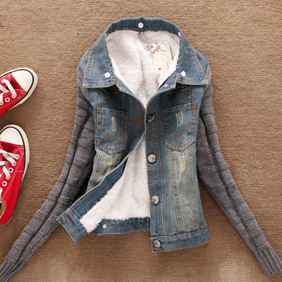 Women's Denim Jacket 2019