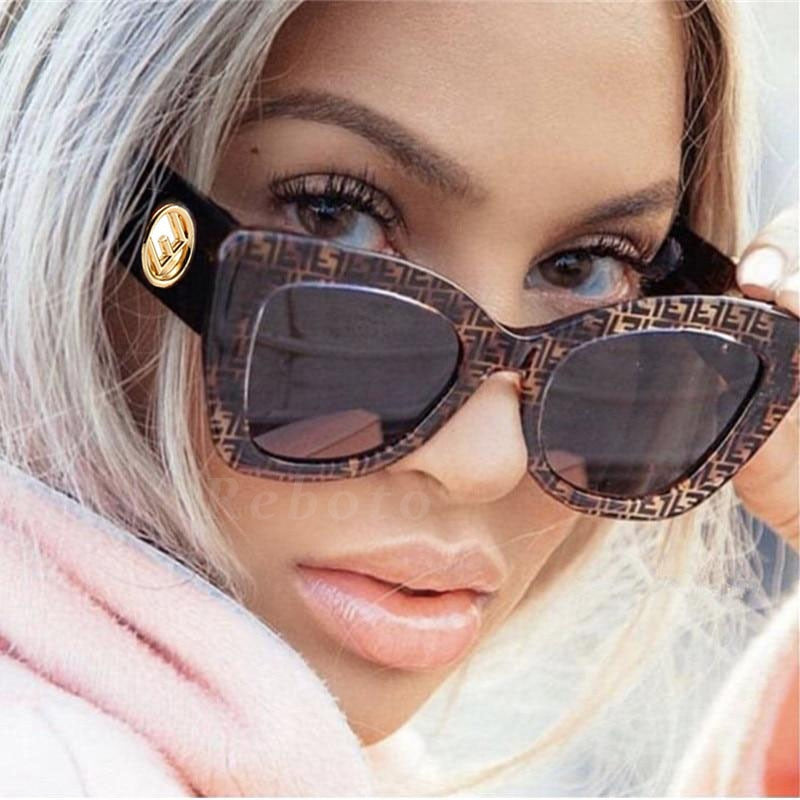 Women's Cat Eye Sunglasses 2019