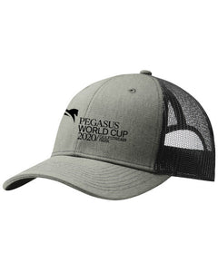 Pegasus World Cup Invitational 2020 Port Authority Snapback Trucker Cap