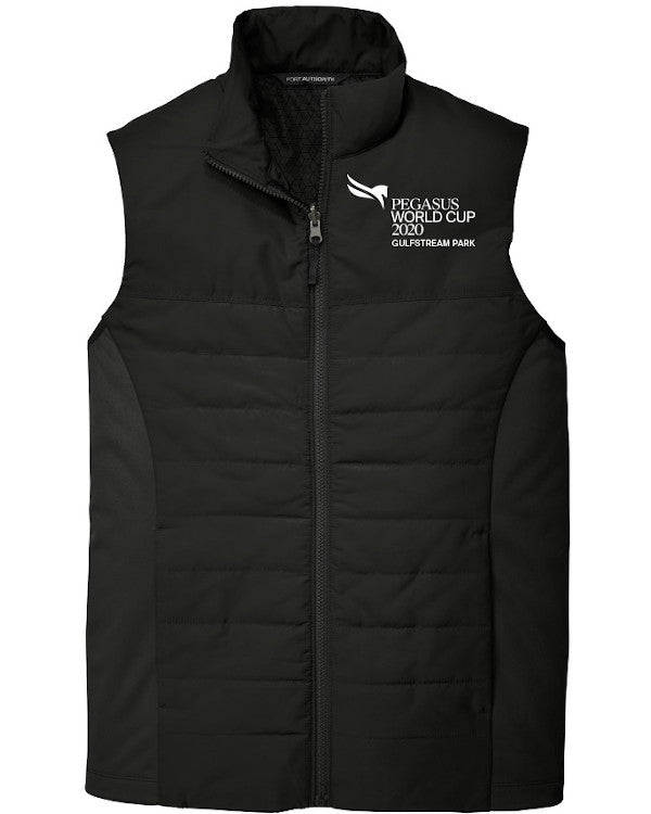 Pegasus World Cup Invitational 2020 Port Authority Collective Insulated Vest