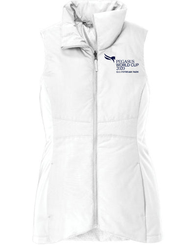 Pegasus World Cup Invitational 2020 Ladies' Port Authority Collective Insulated Vest