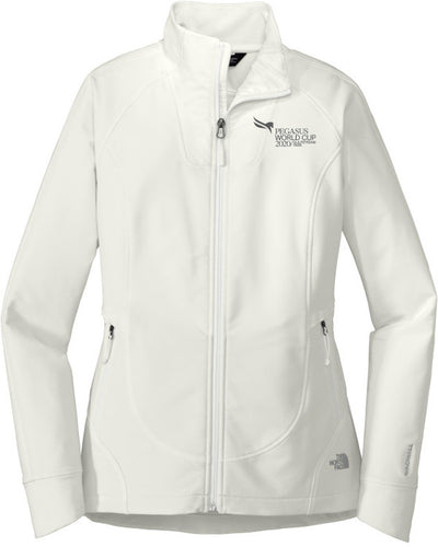 Pegasus World Cup Invitational 2020 Ladies' North Face Tech Stretch Softshell Jacket