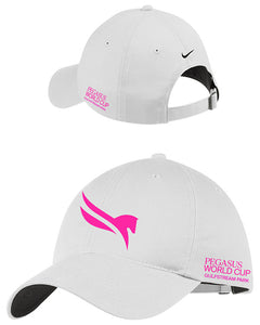 2019 Pegasus World Cup Nike Classic Hat, True White