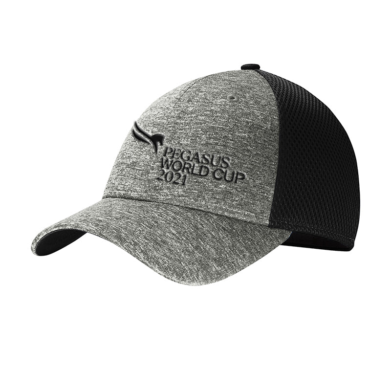 2021 Pegasus World Cup New Era Stretch Mesh Hat