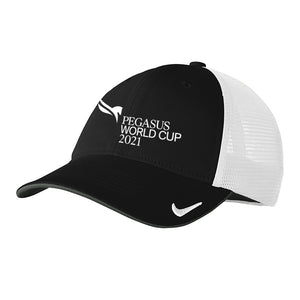 2021 Pegasus World Cup Nike Dr-Fit Mesh Back Hat