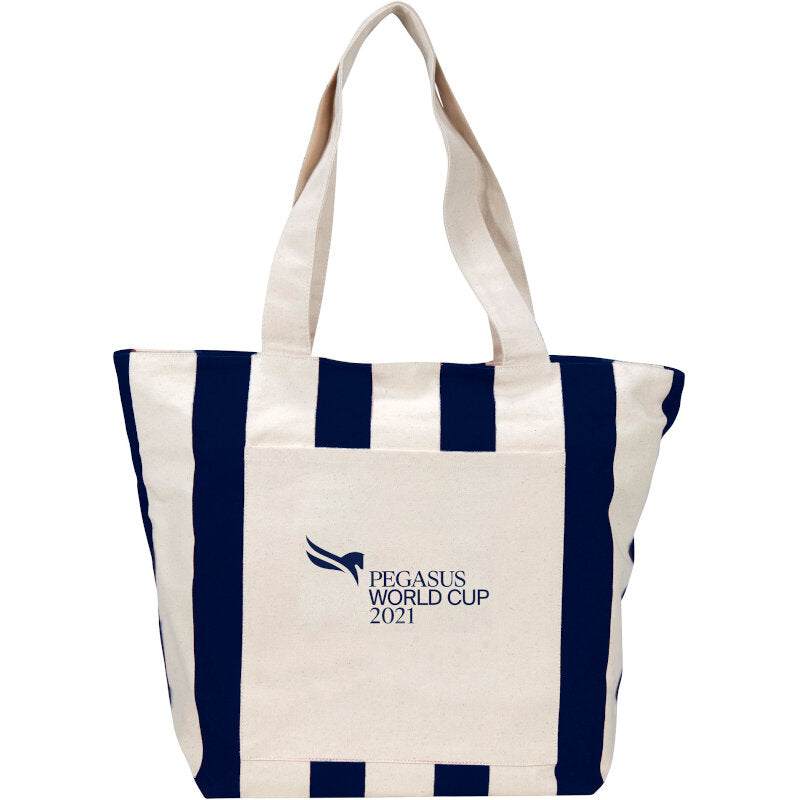 2021 Pegasus World Cup Zippered Tote