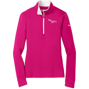 2021 Pegasus World Cup Nike Ladies Dri-Fit 1/2 Zip Cover Up