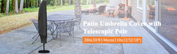 Large Outdoor Parasol Umbrella