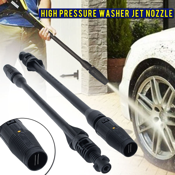 High Pressure Washer Cleaning Lance 150 Bar Replacement Nozzle Cleaning Kit for Karcher K1 - K7