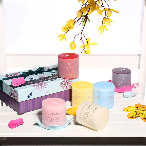 Fragrant Candle Gift Set
