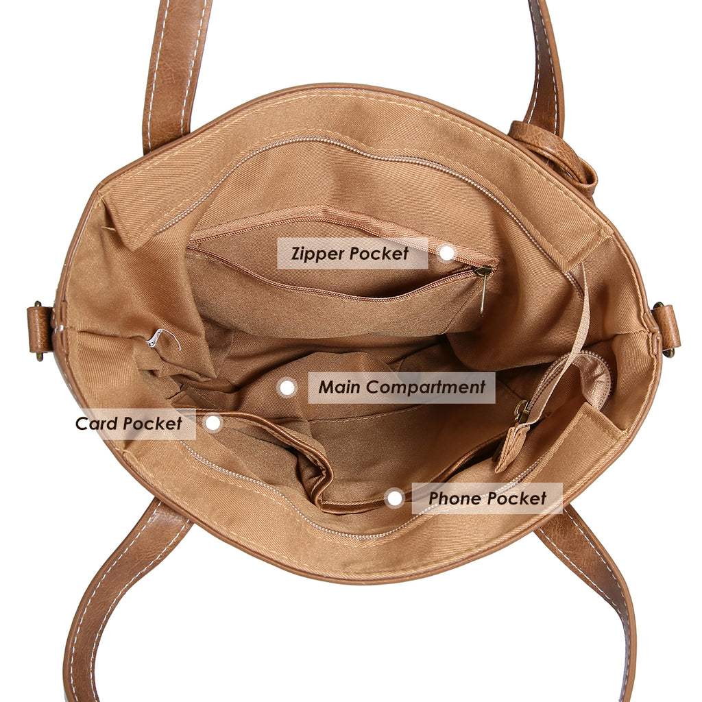 Outdoor Casual Cross body Straw Handbag-3