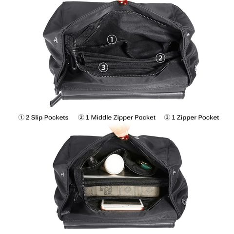 Light Weight Waterproof Anti-Theft Backpack-8