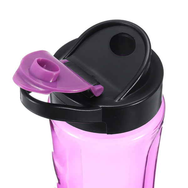 Electric Mini Portable Juicer, Juice Blender Bottle 500ml (Euro Plug)