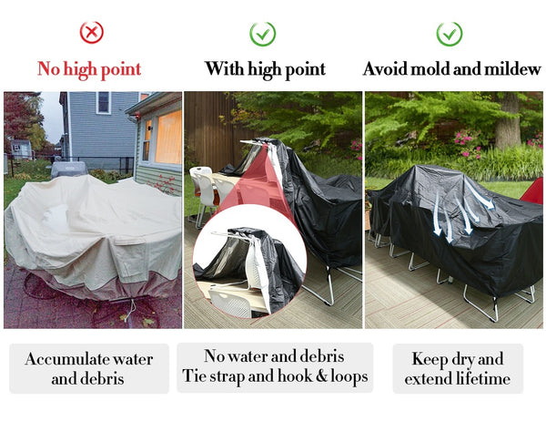Outdoor Waterproof Furniture Cover