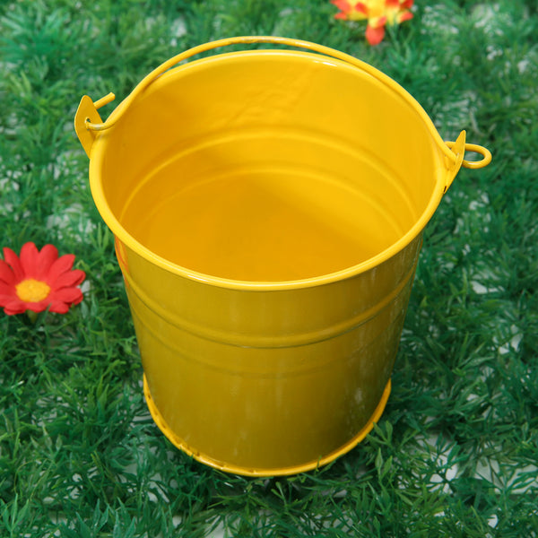 10PCS Garden Metal Hanging Bucket