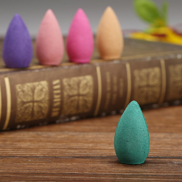 5 Kinds Aroma Incense Cones