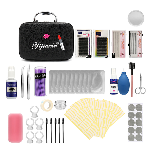 22PCS Pro DIY Eyelash Extension Kit