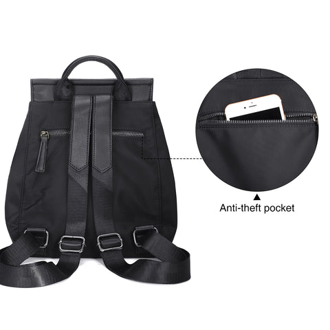 Light Weight Waterproof Anti-Theft Backpack-6