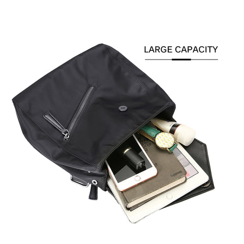 Light Weight Waterproof Anti-Theft Backpack-5