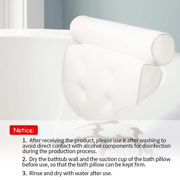 Spa Bath Pillow