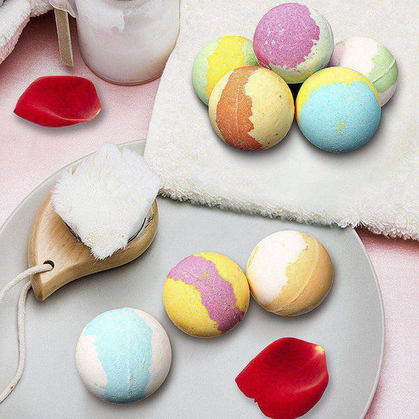 Bath Bombs Set-1-Luckyfine