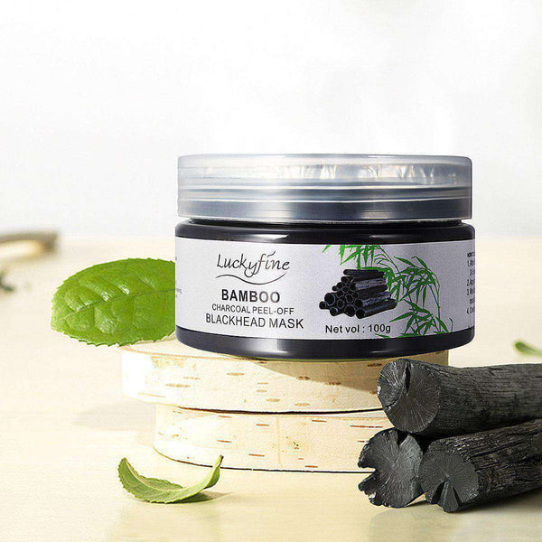 Charcoal Purifying Peel off Mask-1-Luckyfine